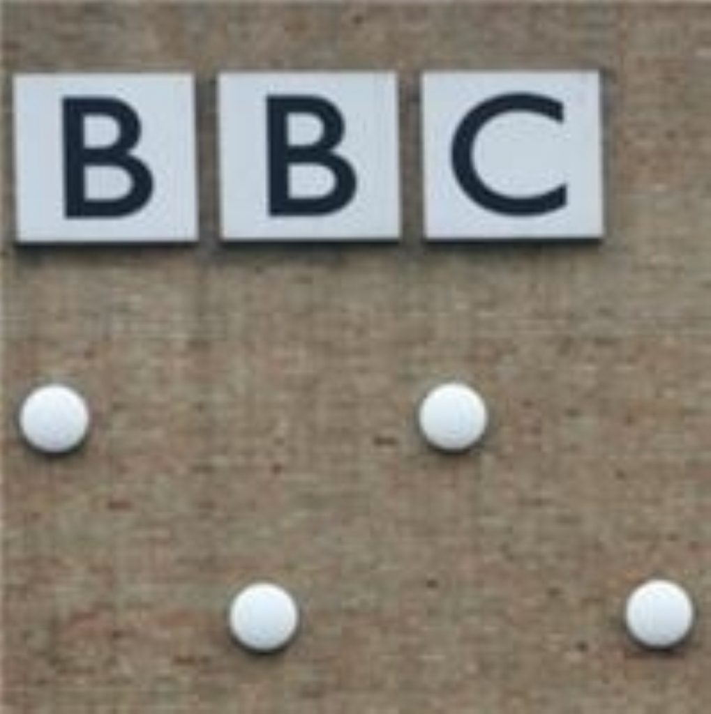 The BBC is beefing up security arrangements for tomorrow's programme
