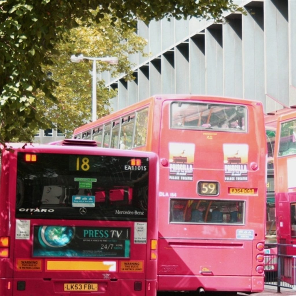 Bus prices may be pushed up by lack of competition