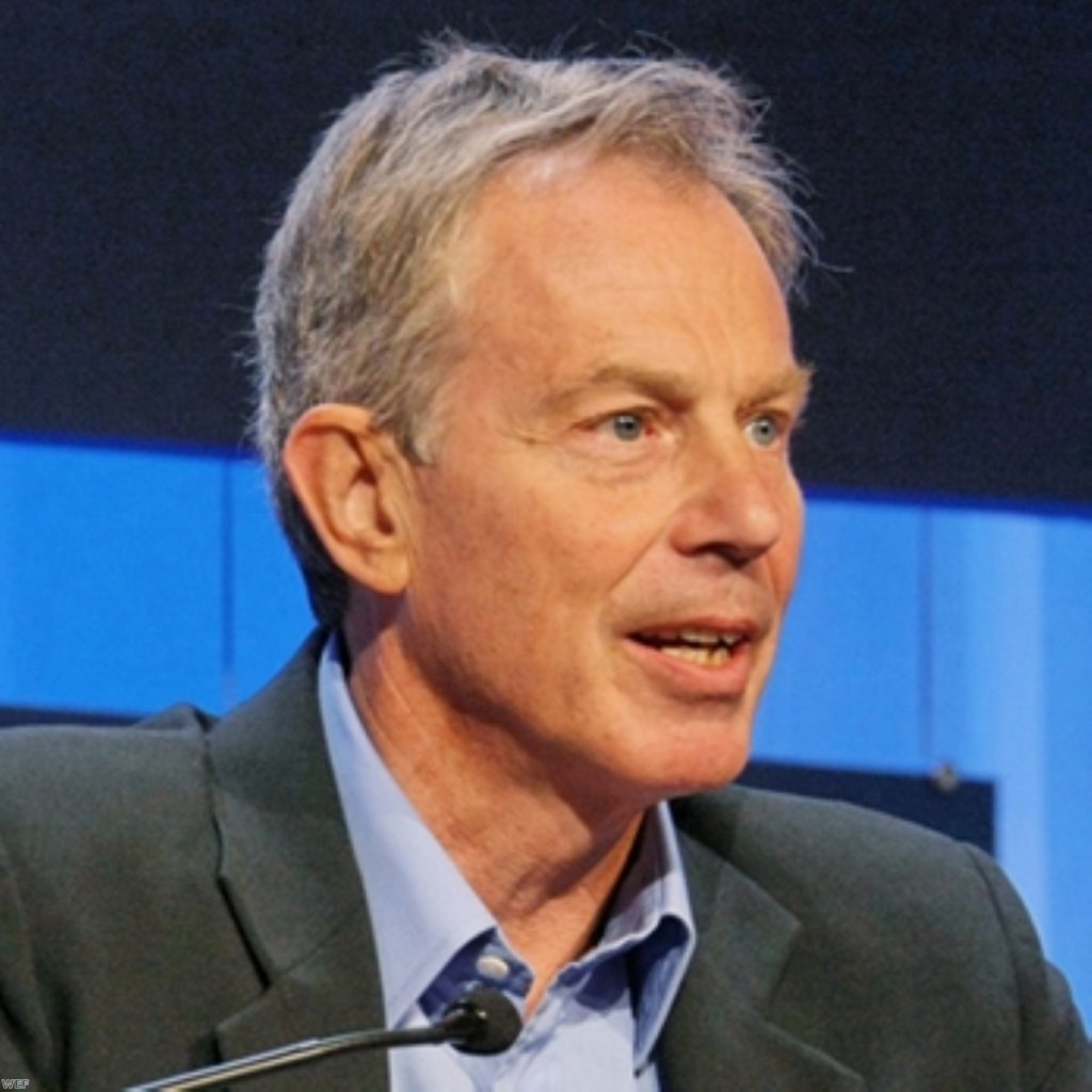 Blair: First president of Europe?