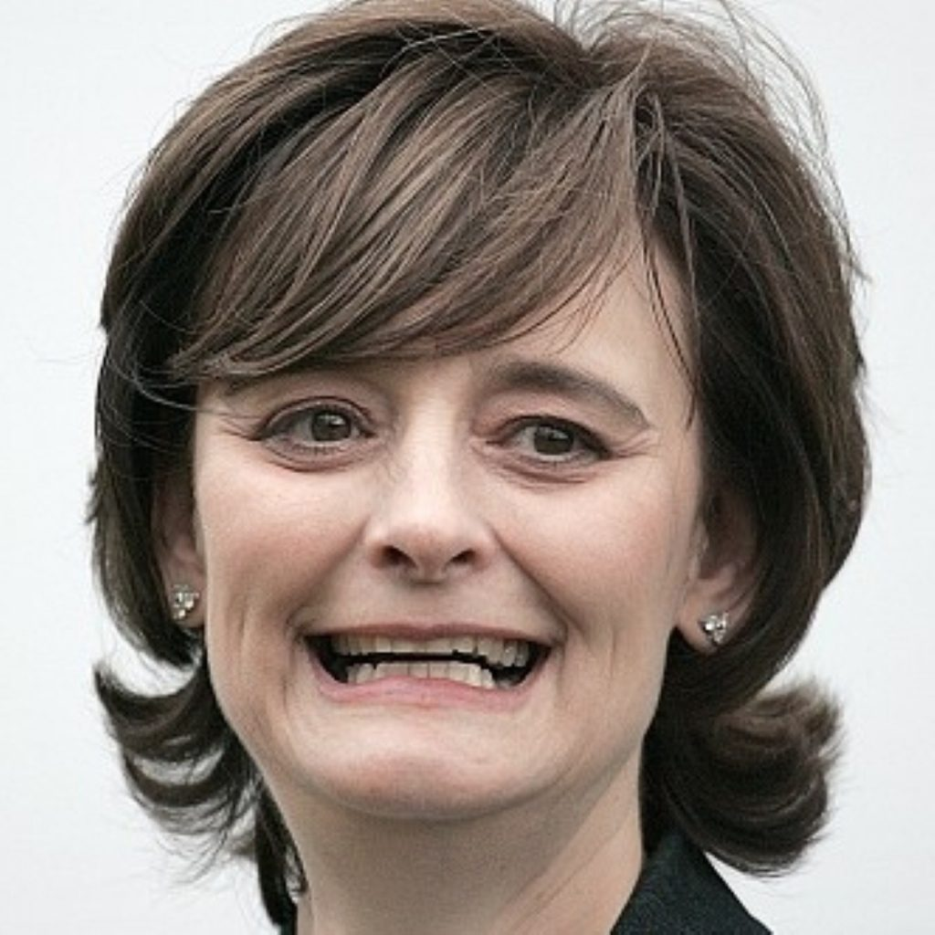 Cherie Booth faces discrimination complaint