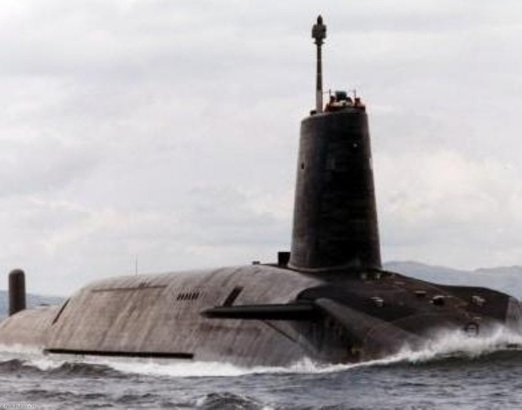 Next-generation of nuclear submarines could push the boat out when it comes to budget overreach