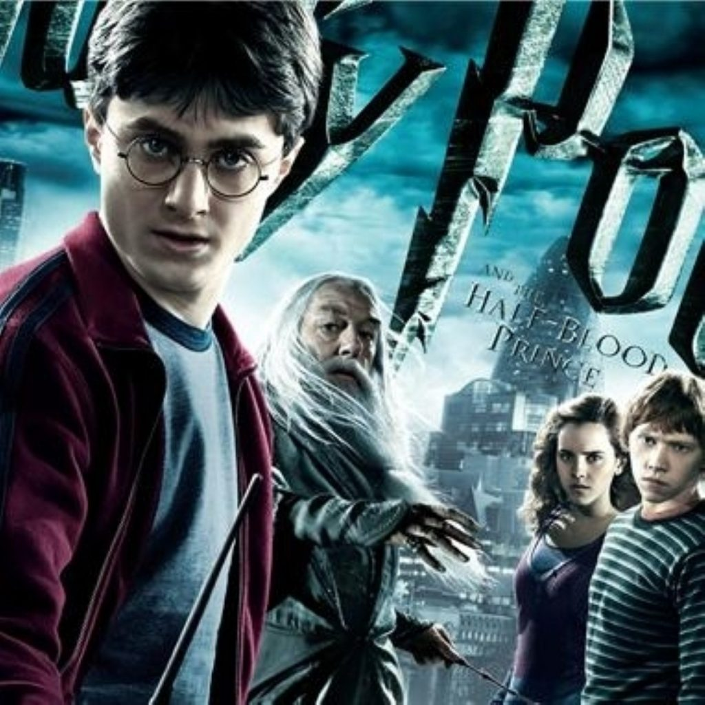 The new Harry Potter film has just been released