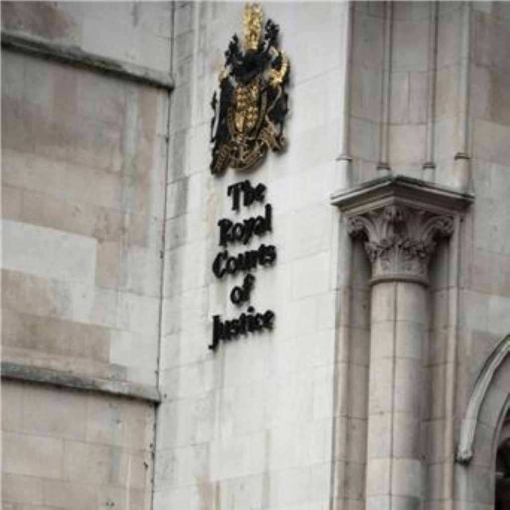 Today marks the first stage of the legal challenge against the government's policy