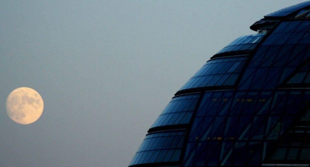 The big prize: London's City Hall