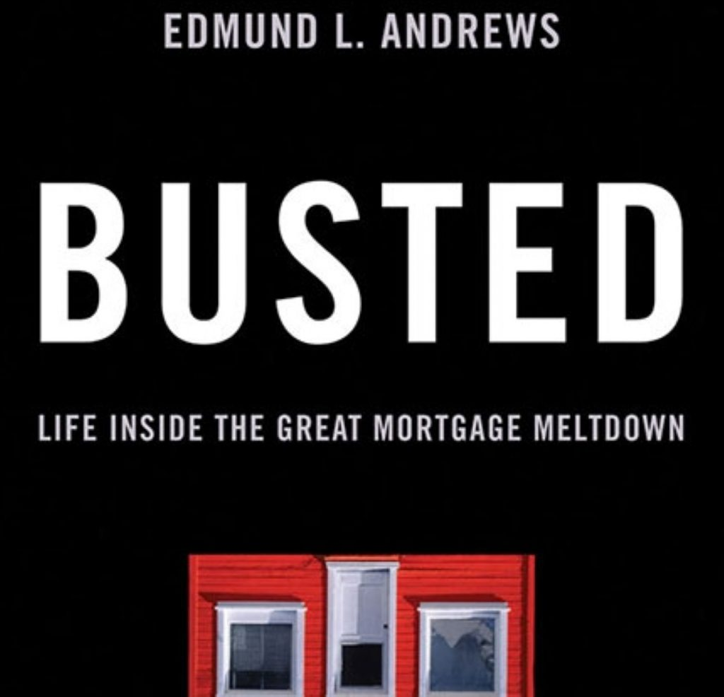Review: Busted - Life Inside the Great Mortgage Meltdown