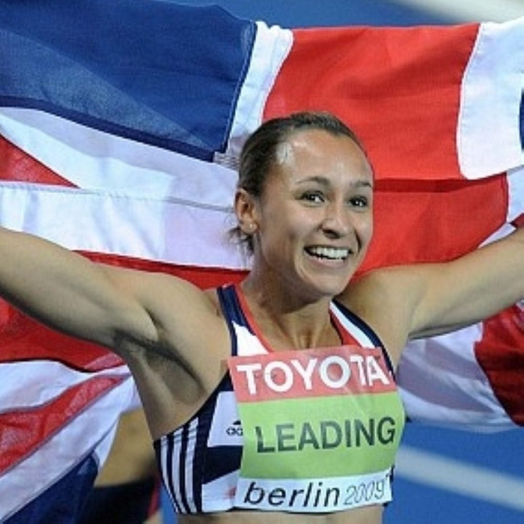 Jess Ennis is for many the face of modern Britain