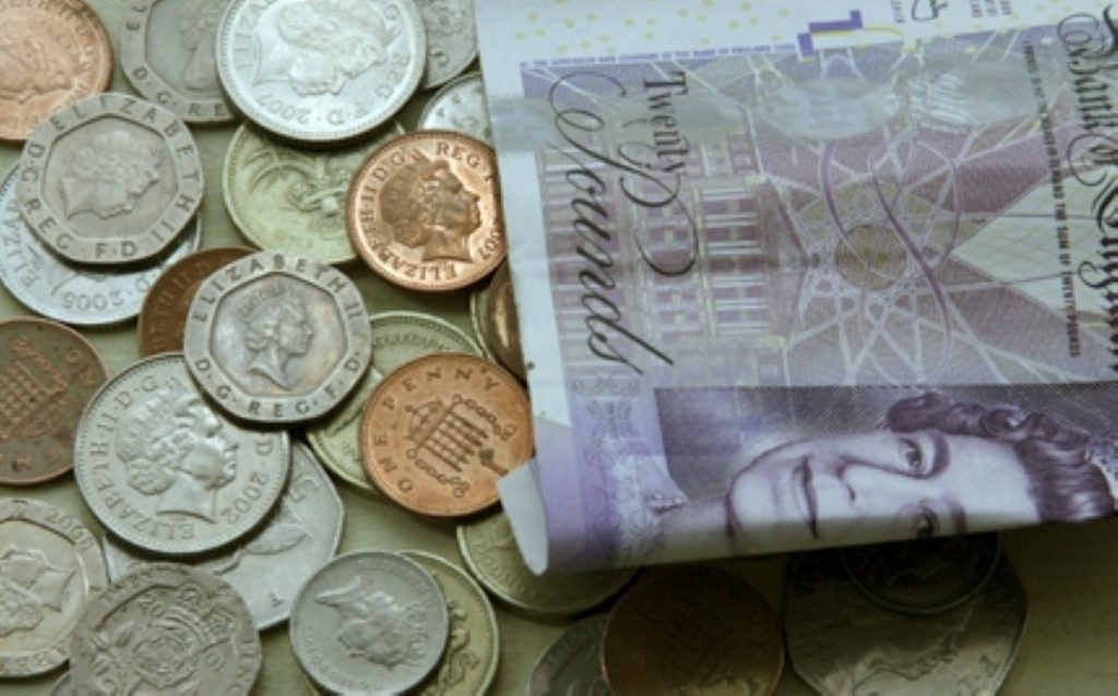Less to go around: Many low income families could struggle following council tax increase.