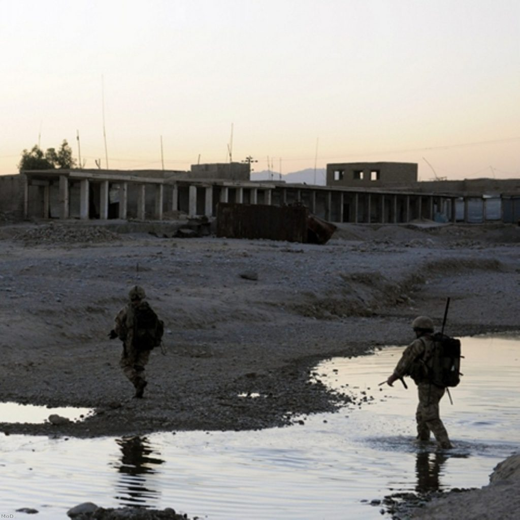Nick Clegg and Paddy Ashdown warned today that now is the 'last chance' for Afghanistan.