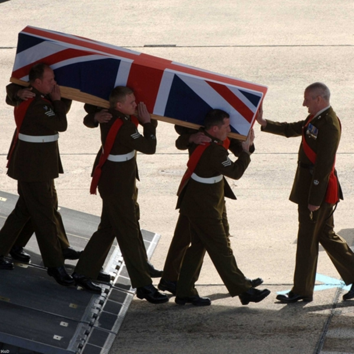 Military repatriations will switch from RAF Lyneham to RAF Brize Norton in September