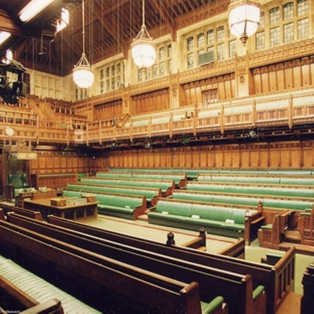 Commons chamber prepares for another stormy PMQs
