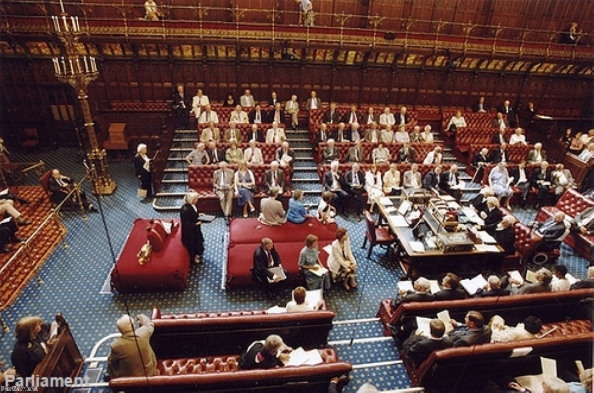 It is the fourth time the welfare reform bill has been rejected.