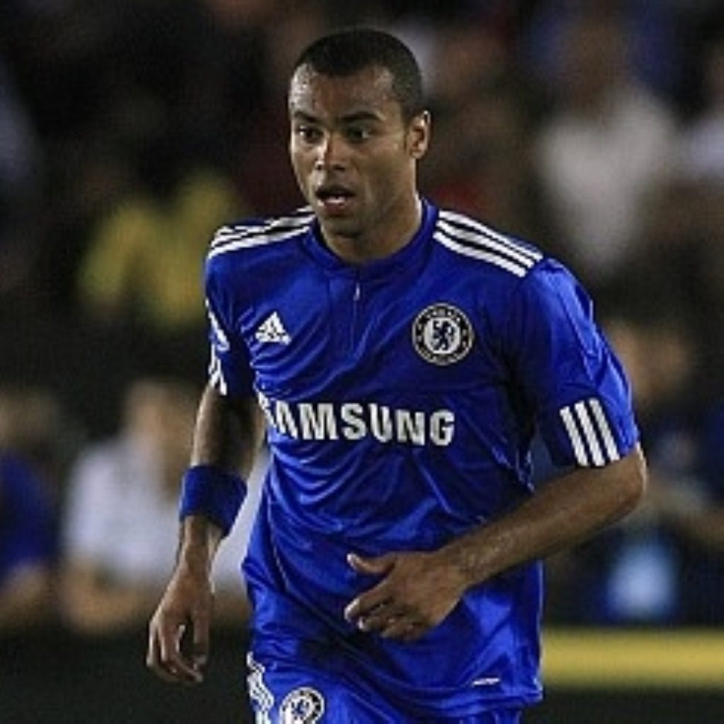 Viewers were outraged over comments about Chelsea player Ashley Cole