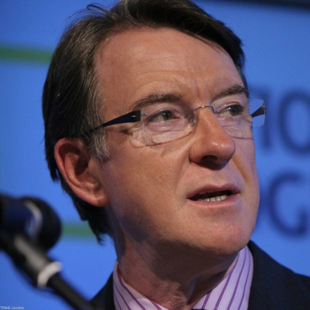 Peter Mandelson is the latest big-hitter to fight for the 'yes' campaign