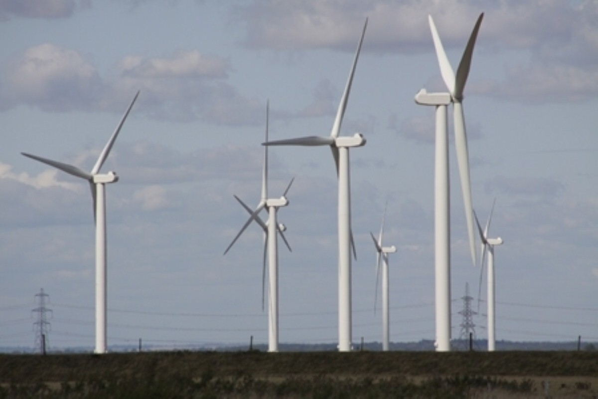 Wind farms are a contentious issue