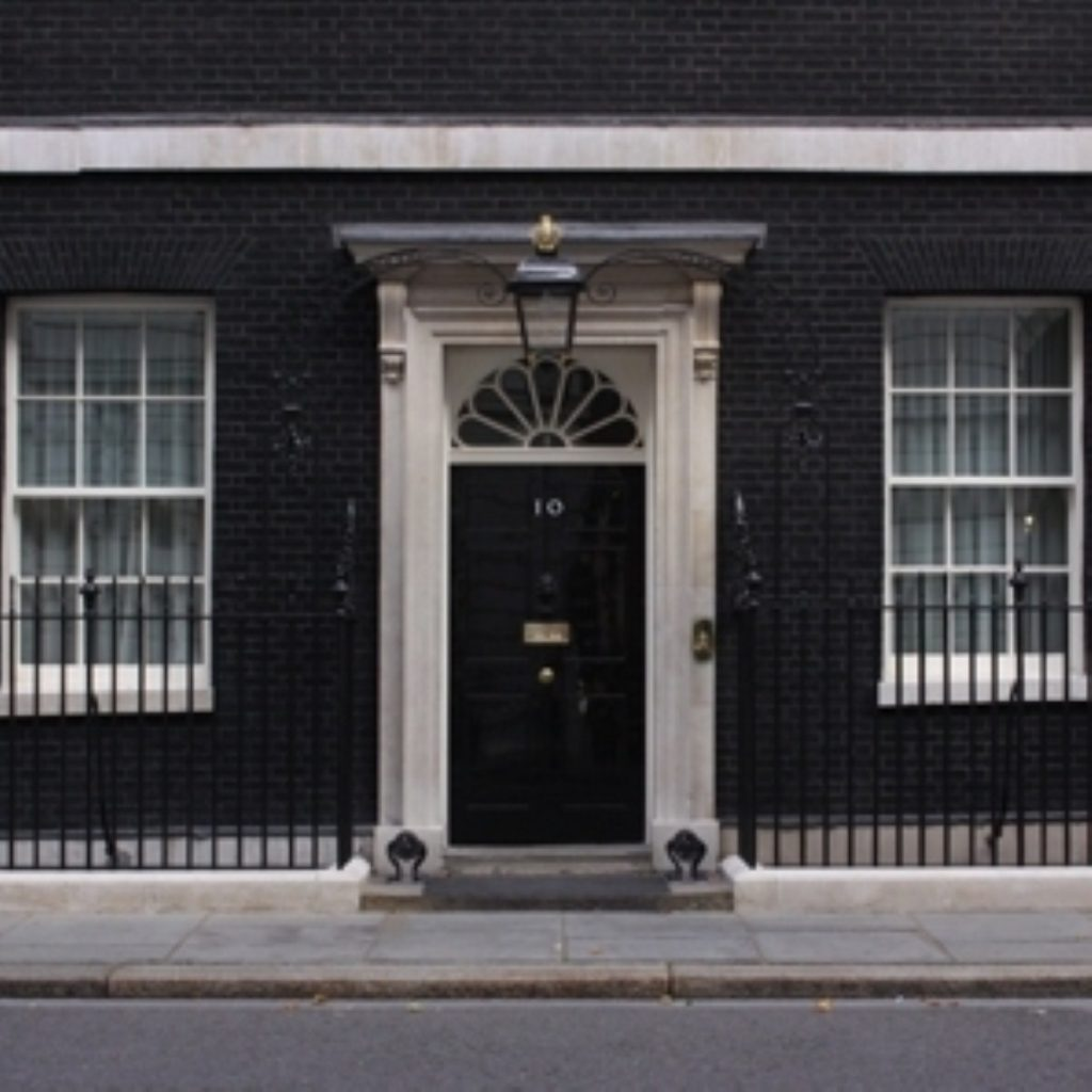 The last effort to get Brown out of Downing Street exploded across Westminster today