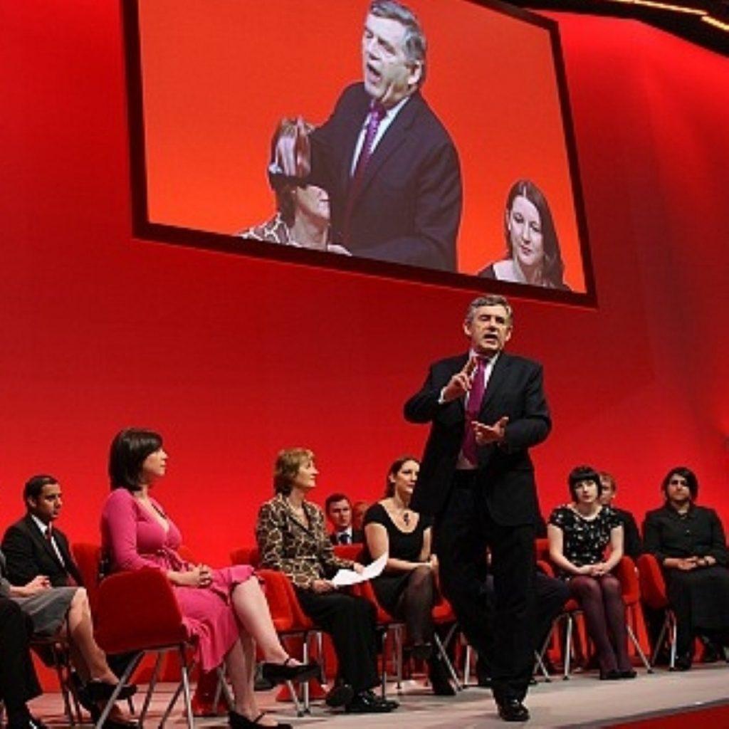 Cabinet members respond to Gordon Brown speech