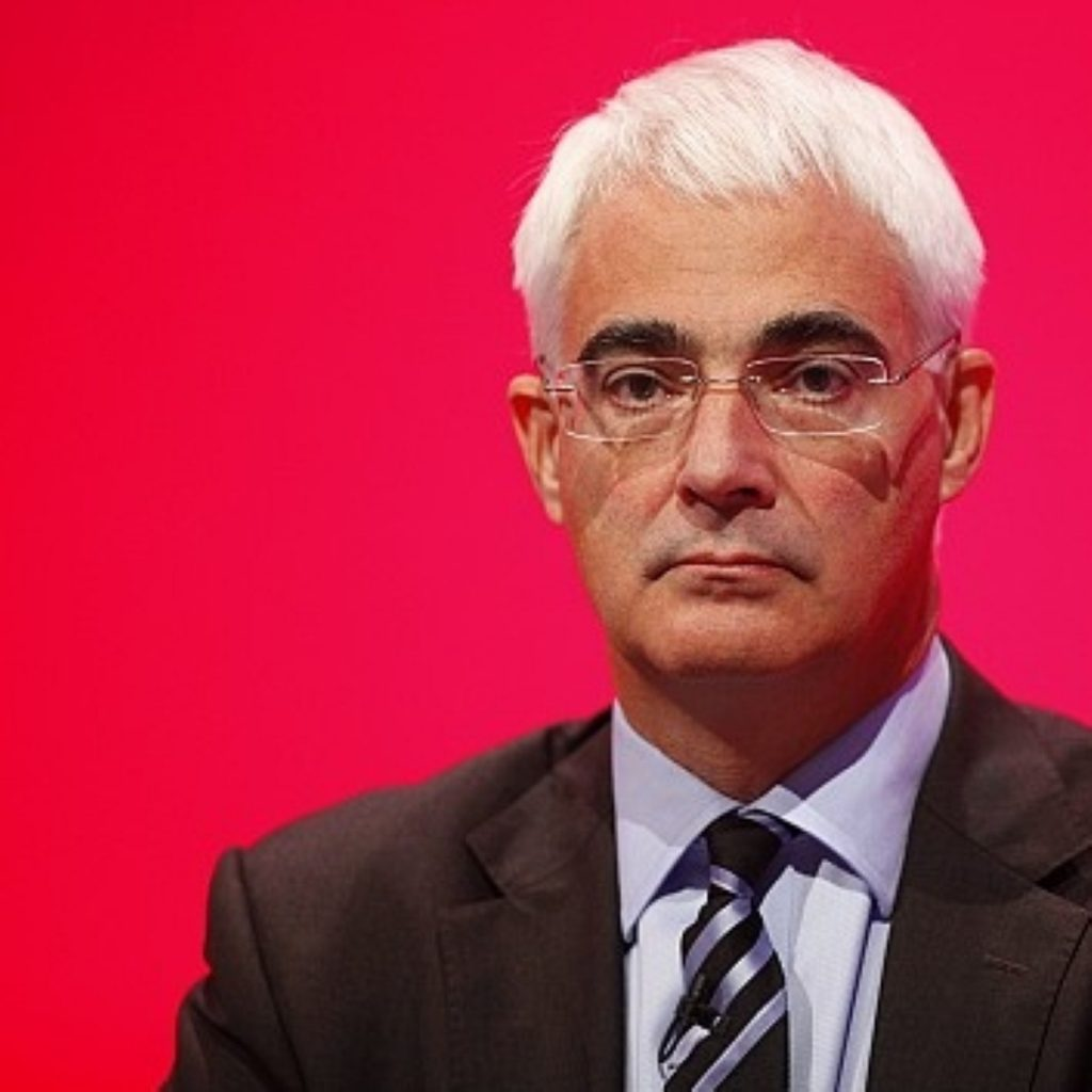 Mr Darling is facing irreconcilable political pressures