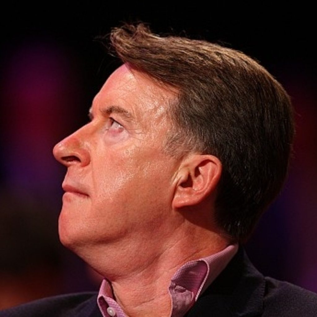 Peter Mandelson wanted Ashcroft probe