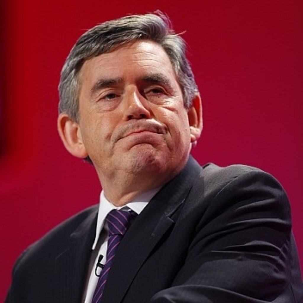 Gordon Brown faces another election agony