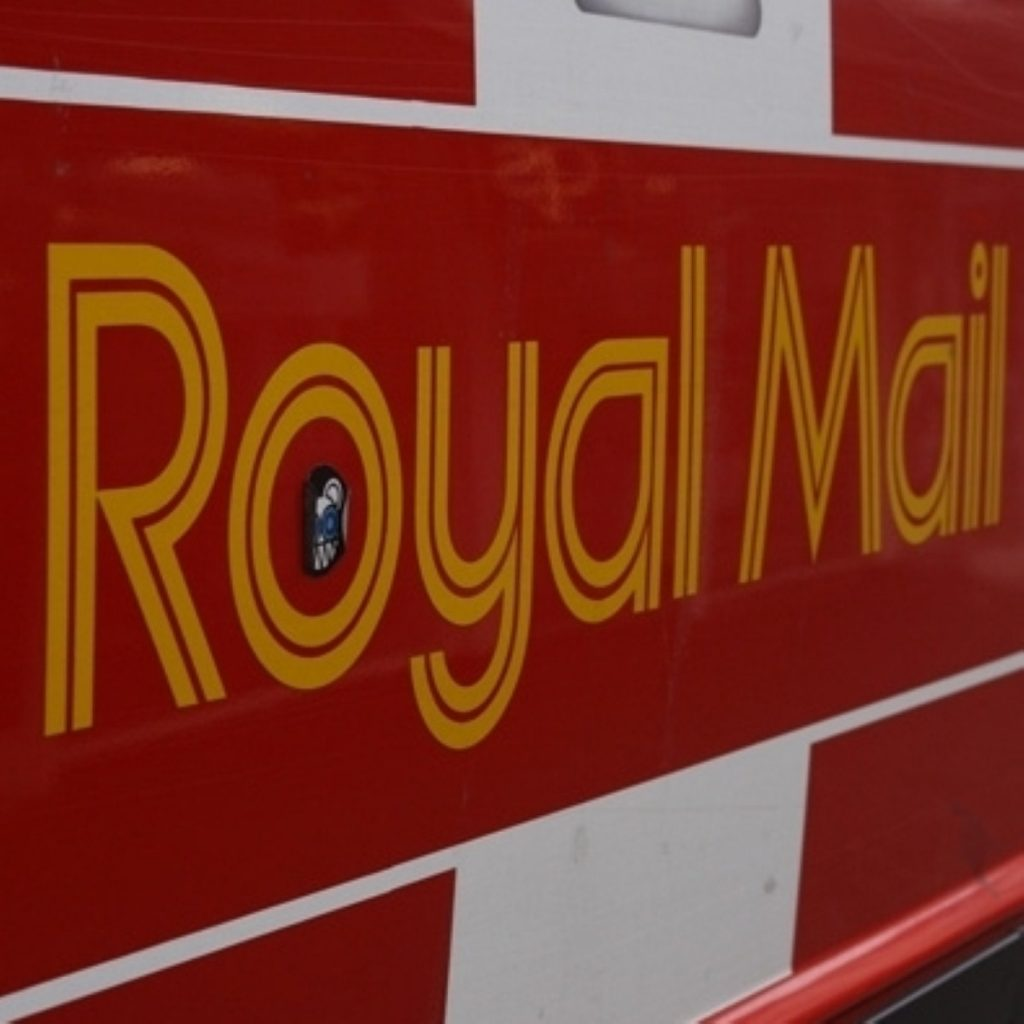 Royal Mail's assets and liabilities shifted to government's balance sheet