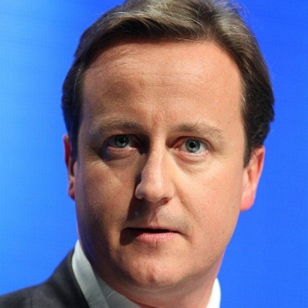 David Cameron: Strikes didn't achieve anything