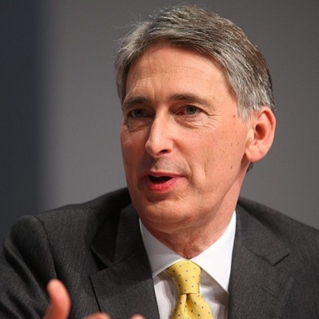 "Philip Hammond believes many people are ""angry"" with the government for ""thinking it has the ability to change the definition of an institution""."