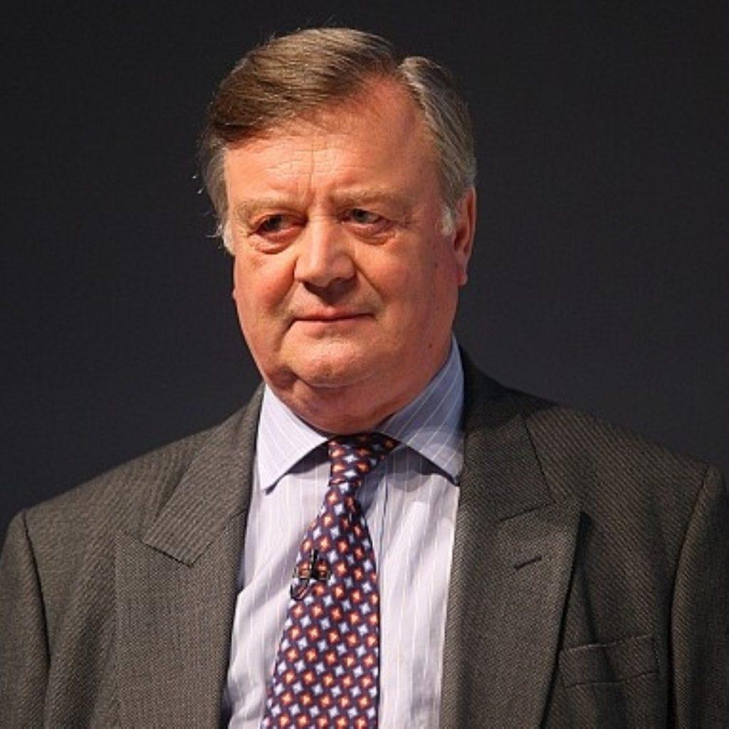 Ken Clarke has taken on Mr Djanogly's responsibilities