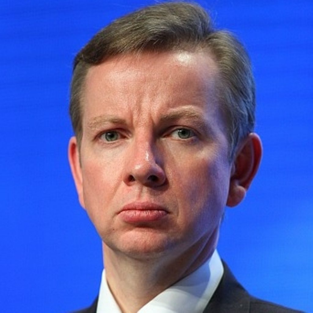 Gove plans to push ahead with the academies programme