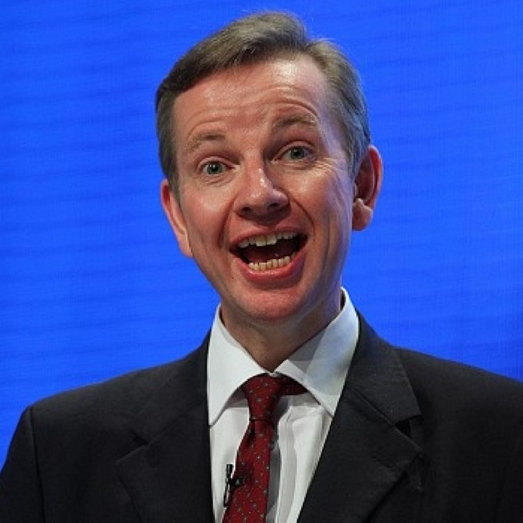 """Gove: poor unable to """"manage their finances"""""""