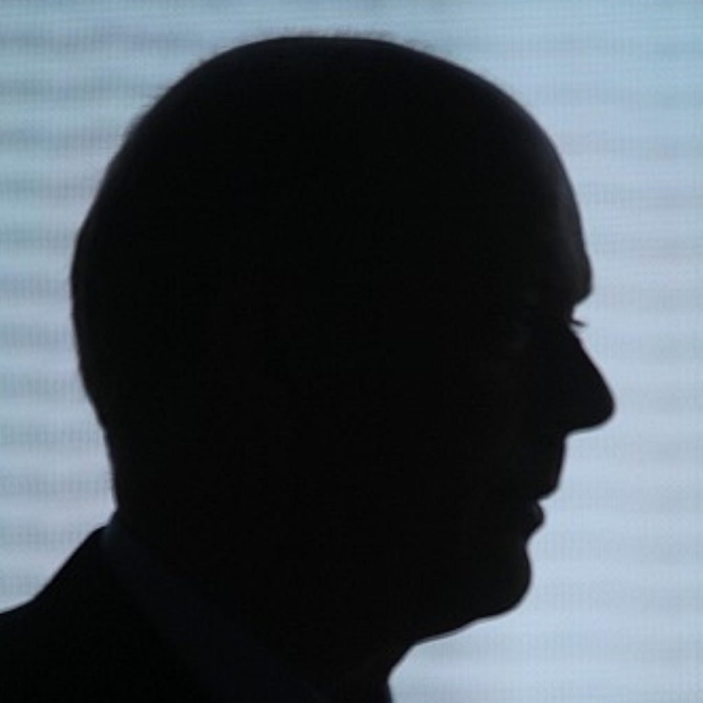 The stats row has cast a shadow over Chris Grayling