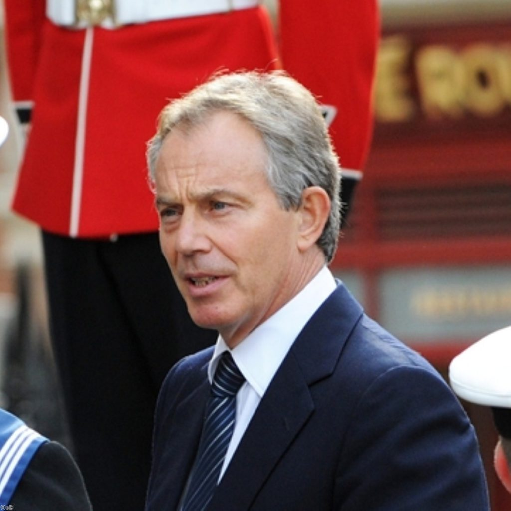 Tony Blair could be the first new EU president