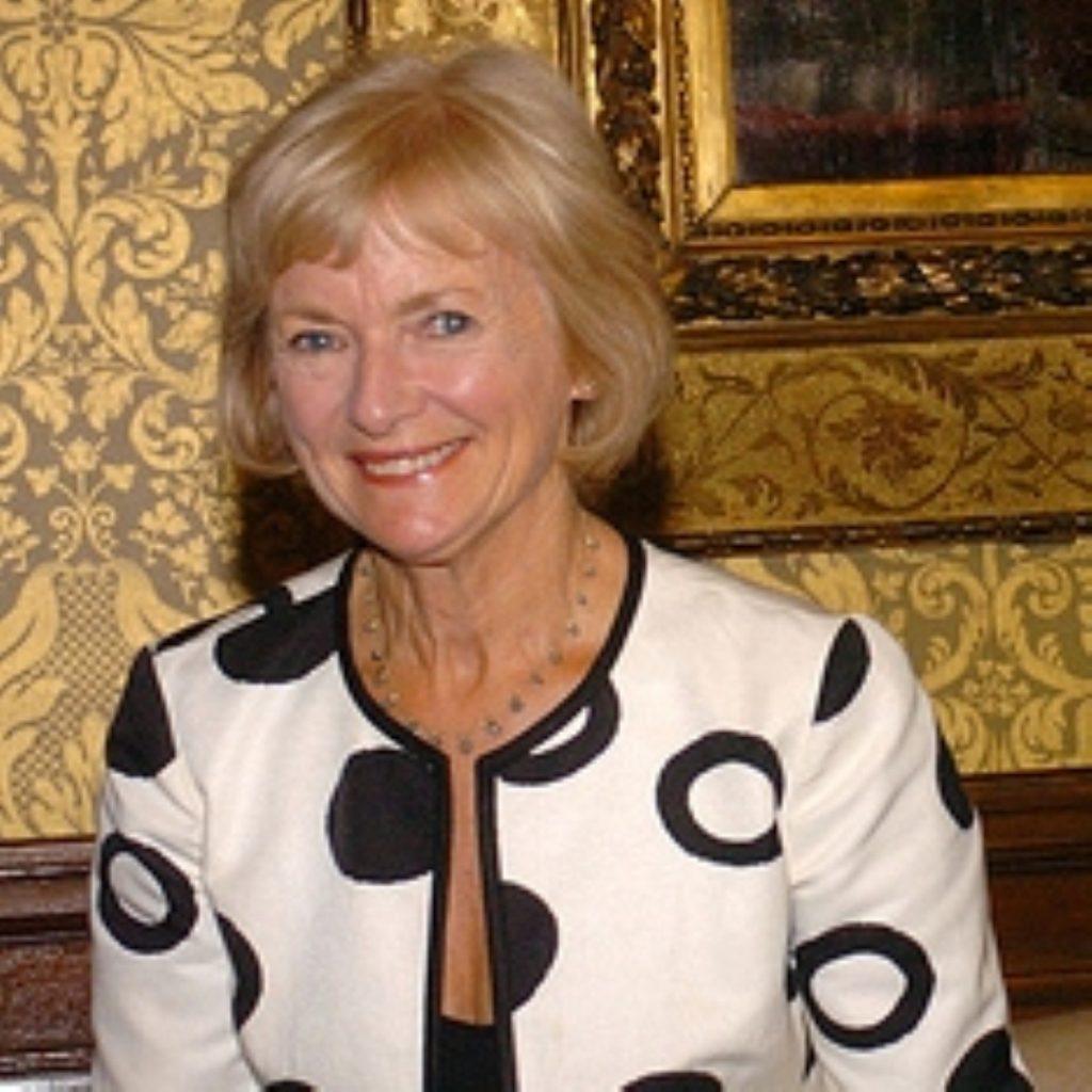 Glynys Kinnock loses Europe portfolio