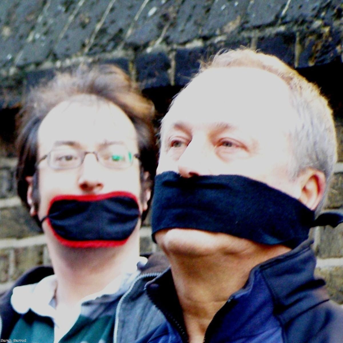 "Lobbying bill risks ""fundamental issues of free expression"""