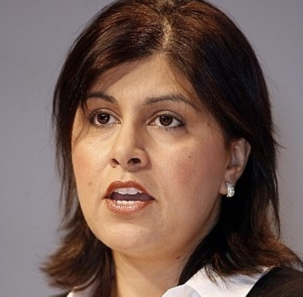 Warsi is a decisive figure among Tory grassroots