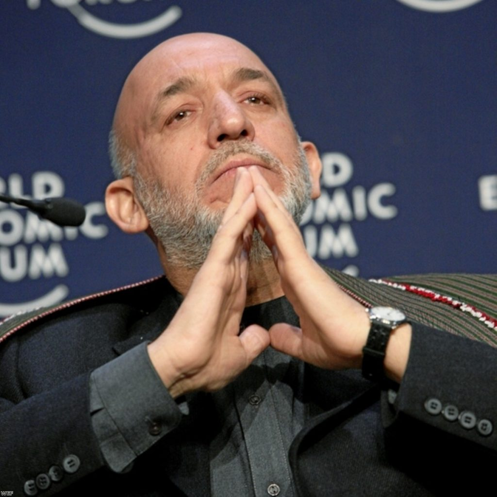 """Hamid Karzai wants focus on """"stability"""", not """"investigations"""""""