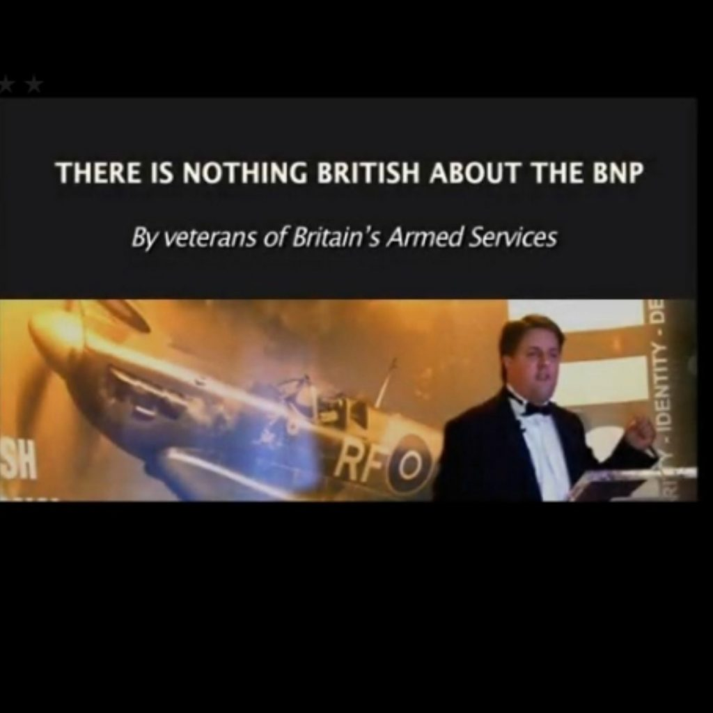 Army chiefs launched this attack on the BNP earlier this week.