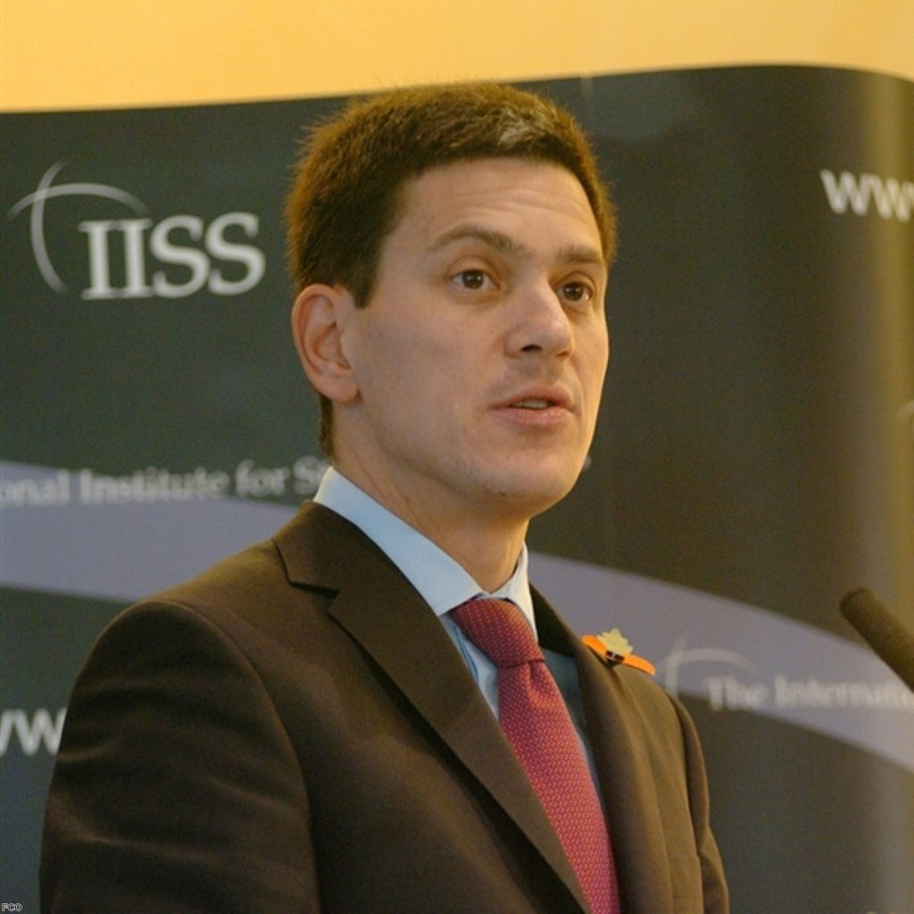 David Miliband could end up in Brussels after all