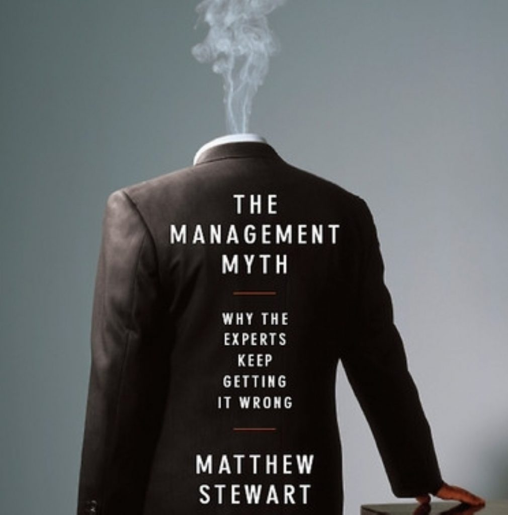 Review: The Management Myth