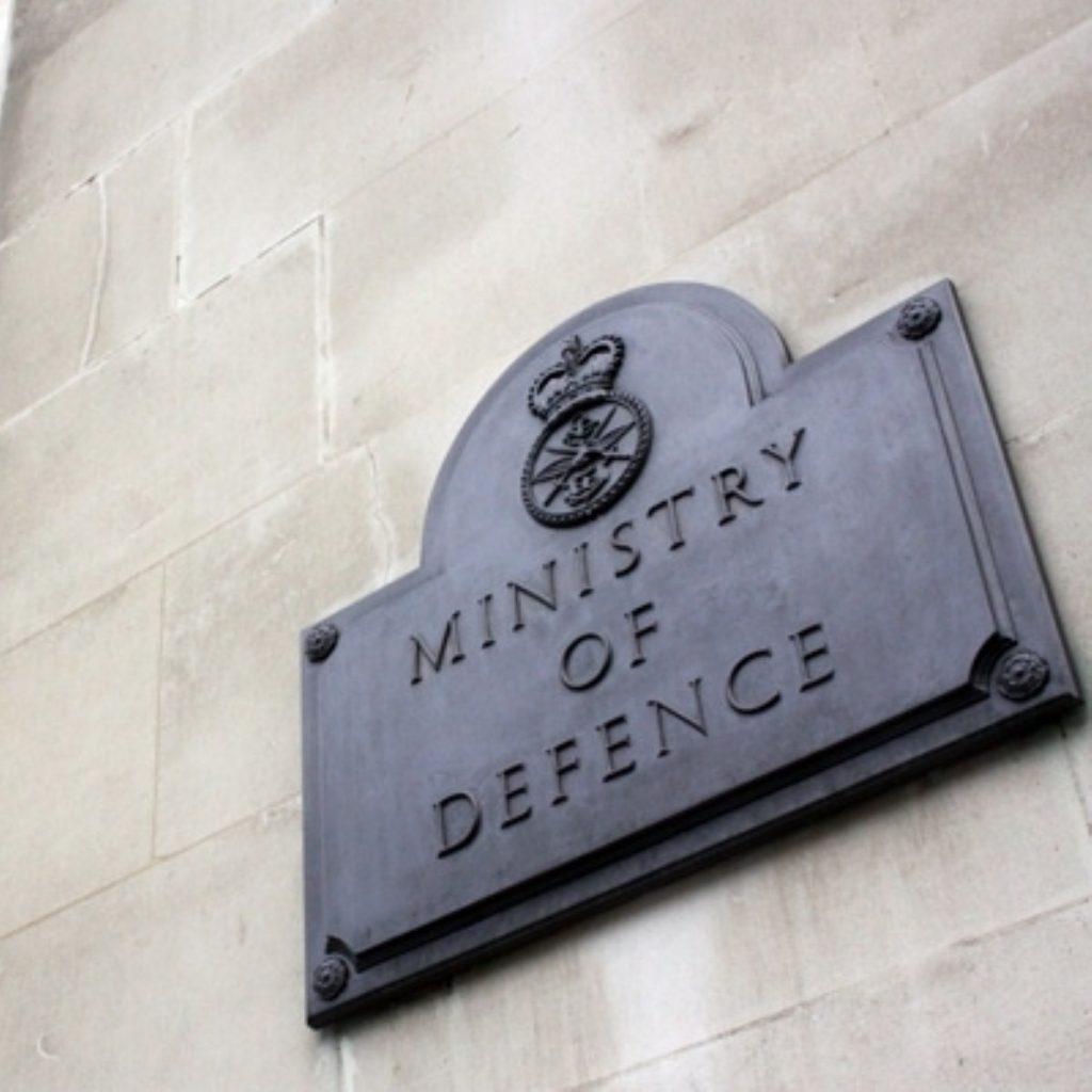 MoD under fire over bonuses