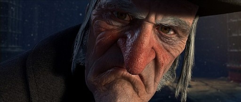 Bah humbug? Will the Ministry of Justice be humane enough to cancel the book ban before Christmas? (Source: Disney's A Christmas Carol)