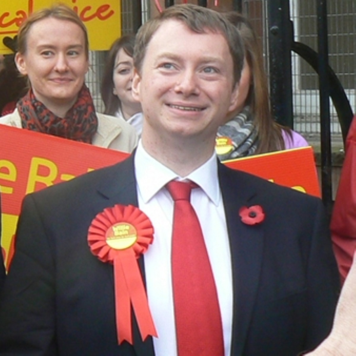 A good day for Labour's newest MP Willie Bain