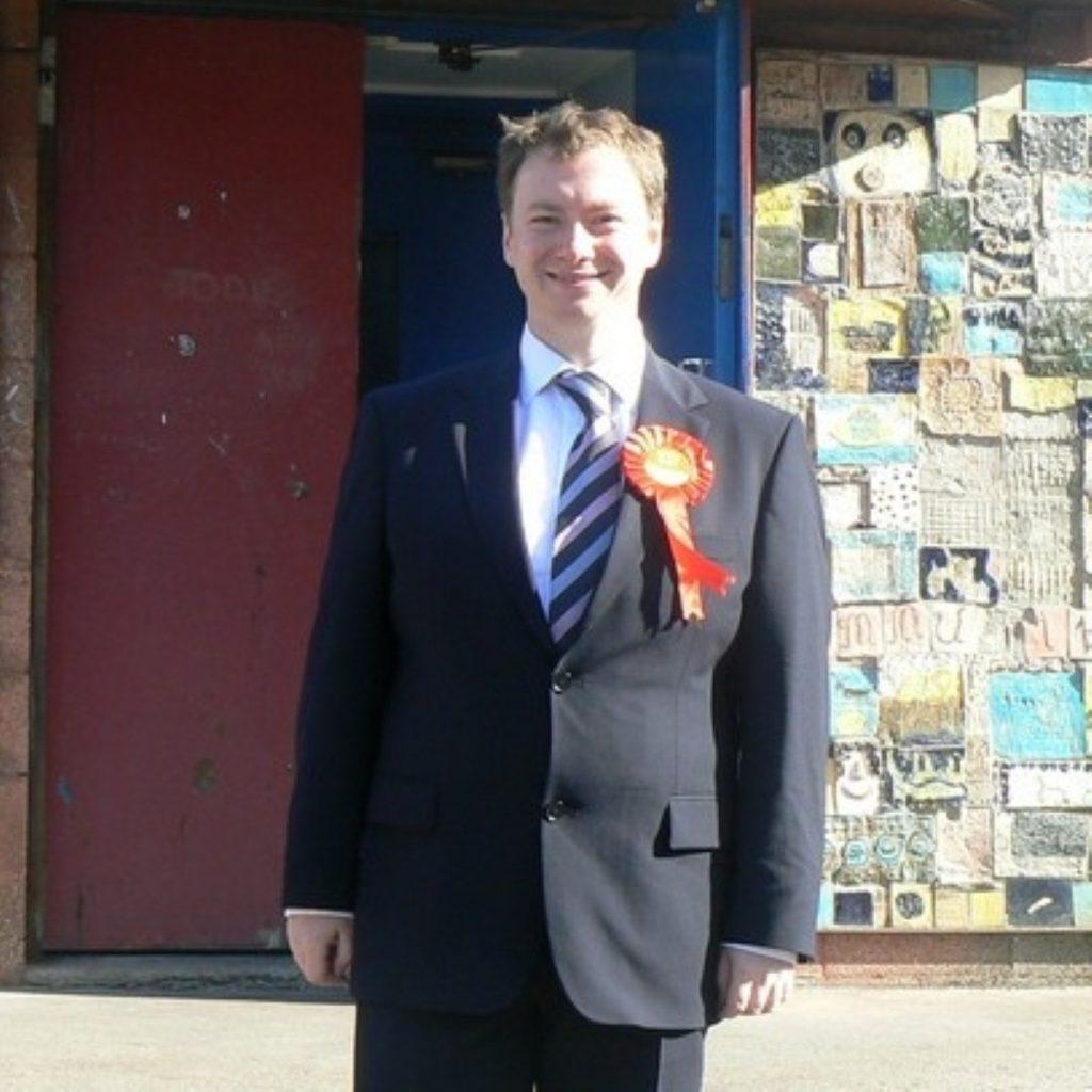 Willie Bain, Glasgow North East's new MP