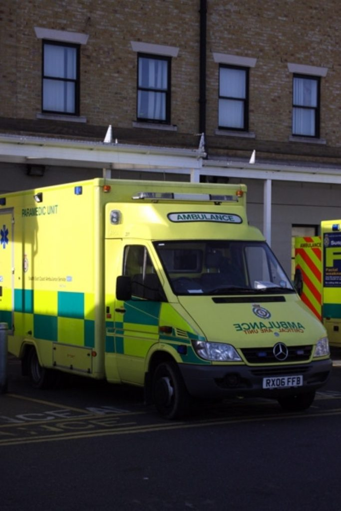 Responses to major emergencies could be compromised by NHS reforms, risk register warns