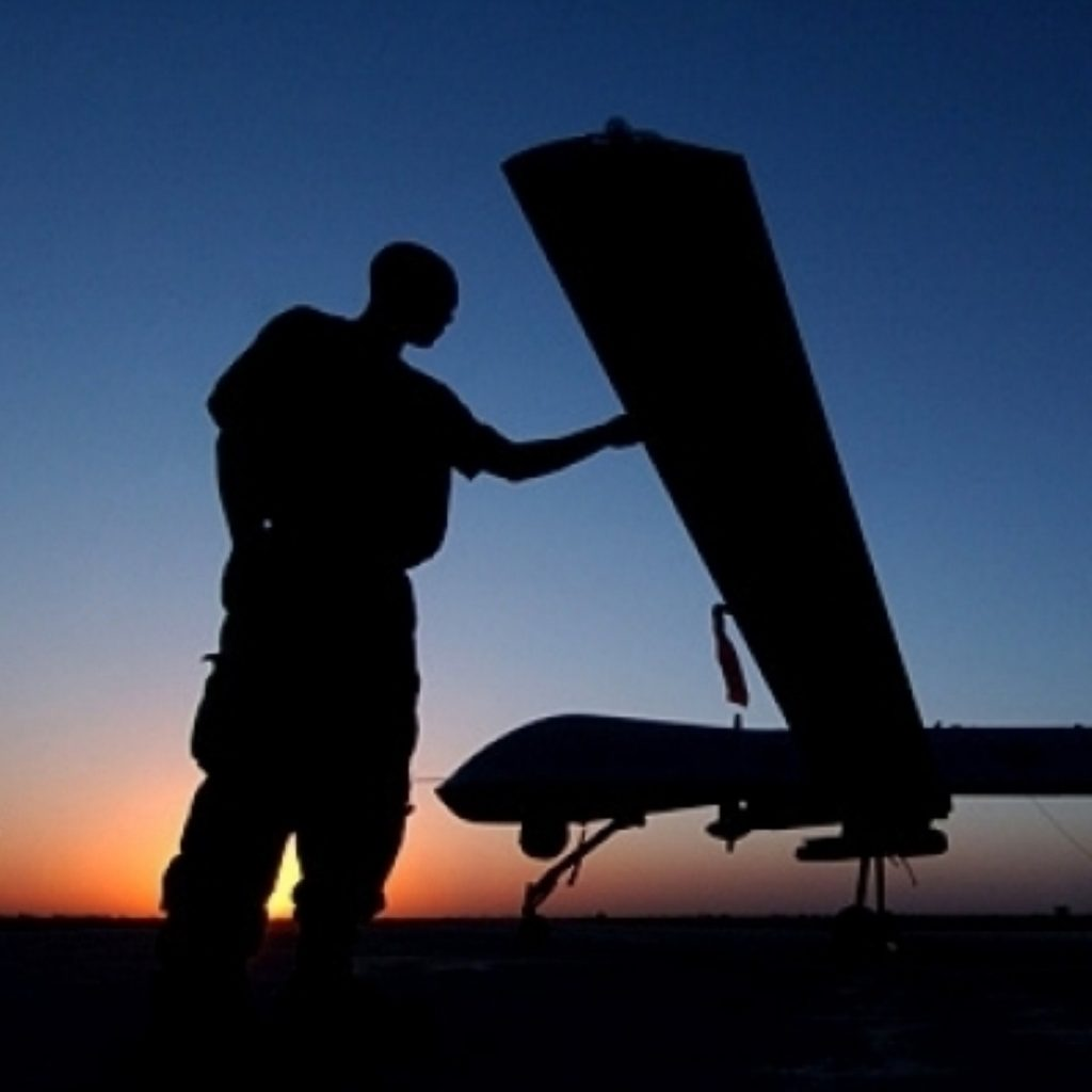 Drones, robots and cyberspace are changing the battlefront.
