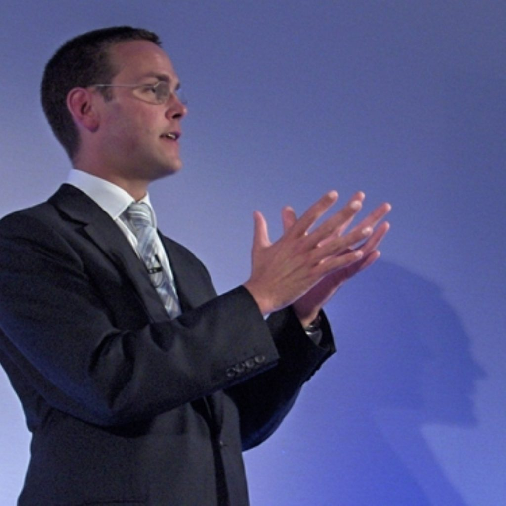 James Murdoch: 'News of the World and News International wrongly maintained that these issues were confined to one reporter.'