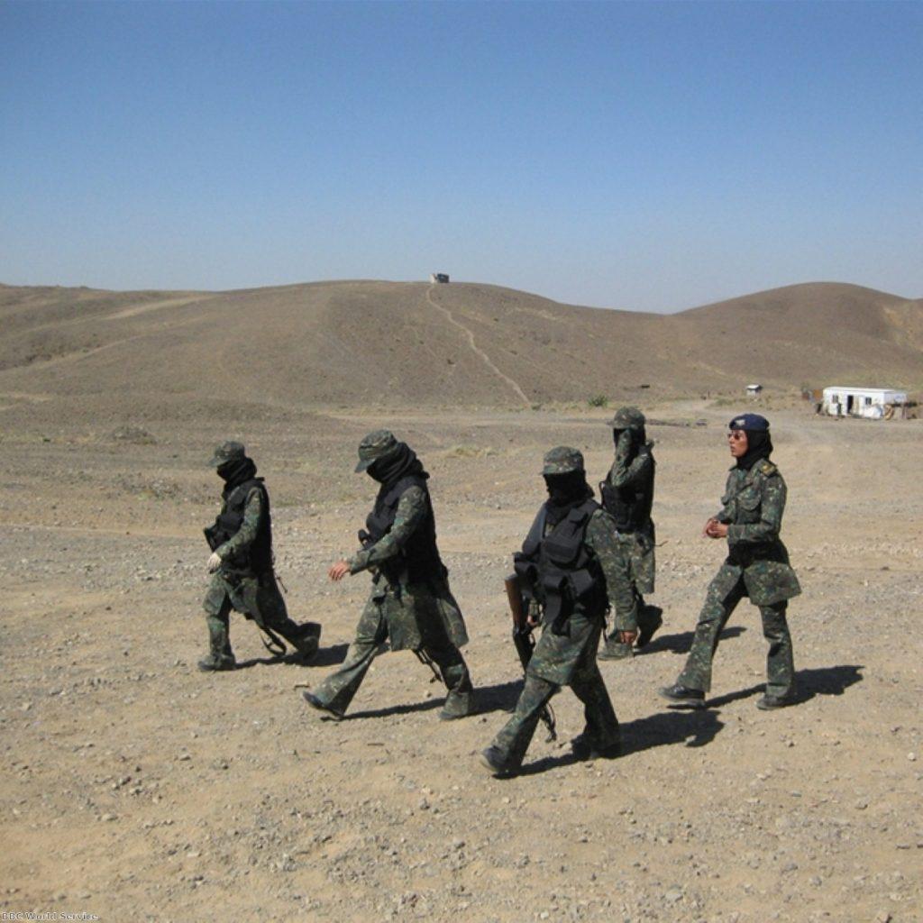 Members of the Yemeni army