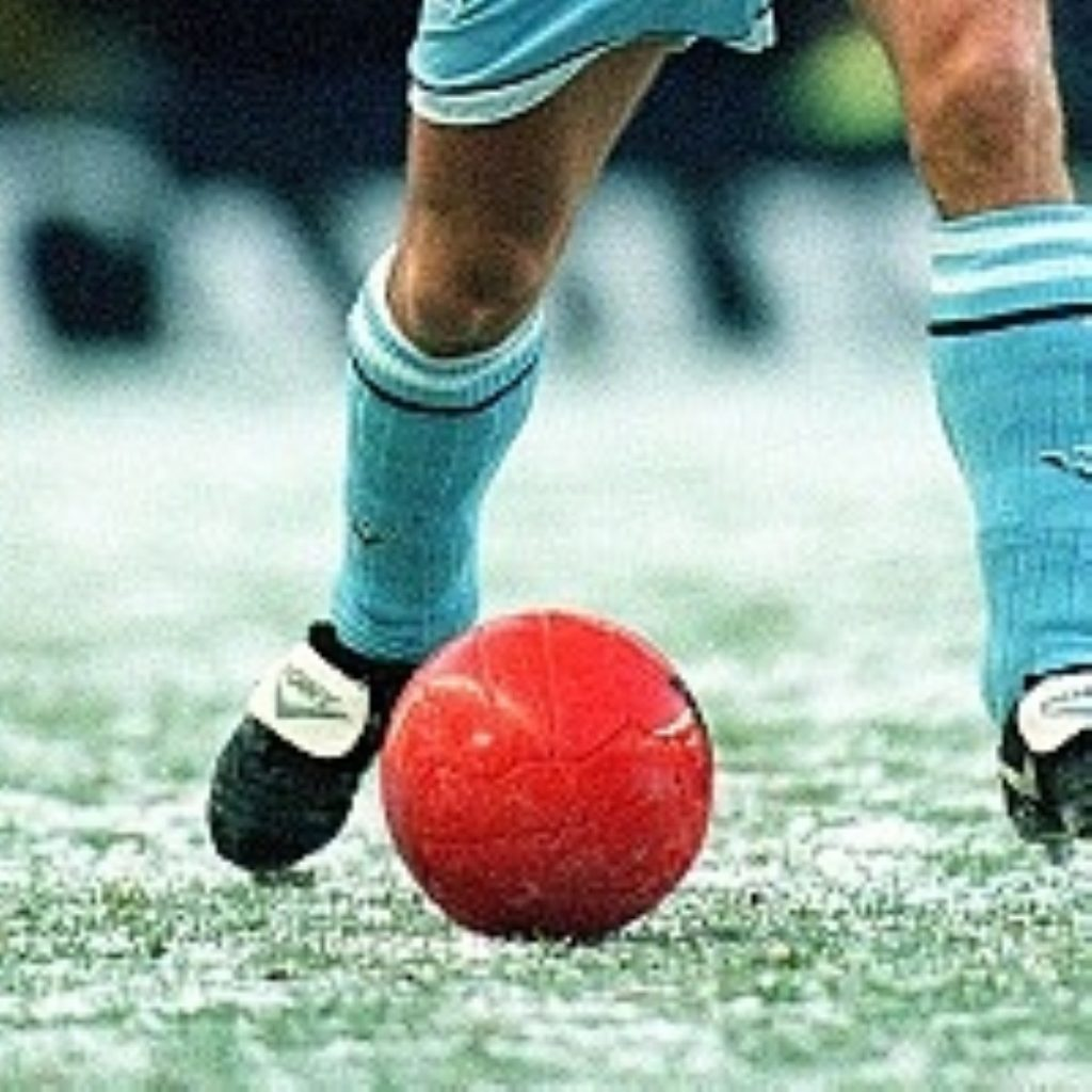 There are no openly gay footballers in England's top divisions.