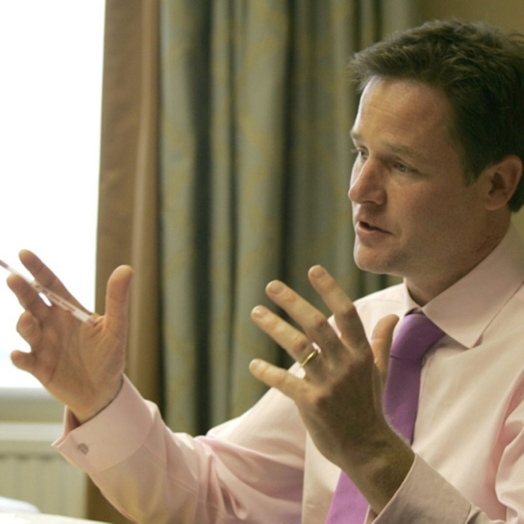Clegg: Libel stifling free speech
