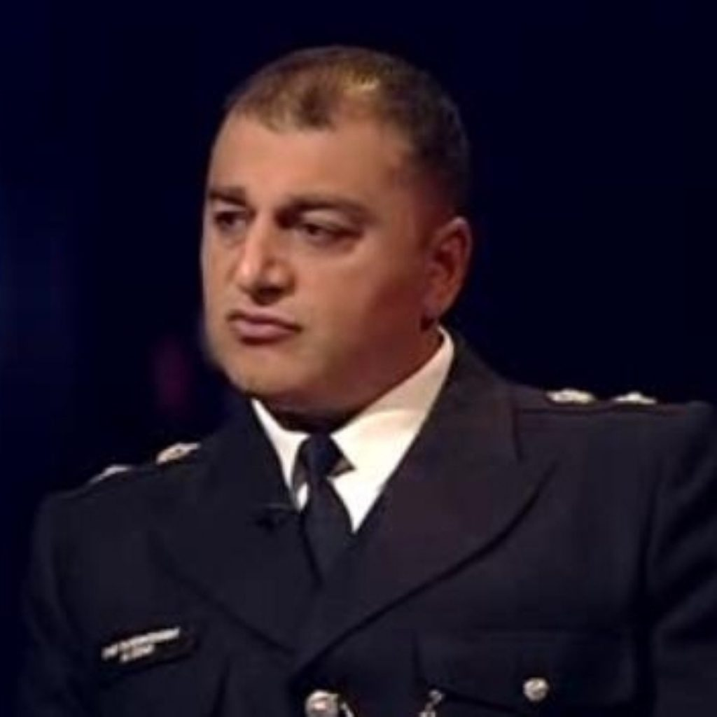 Senior police commander convicted for second time