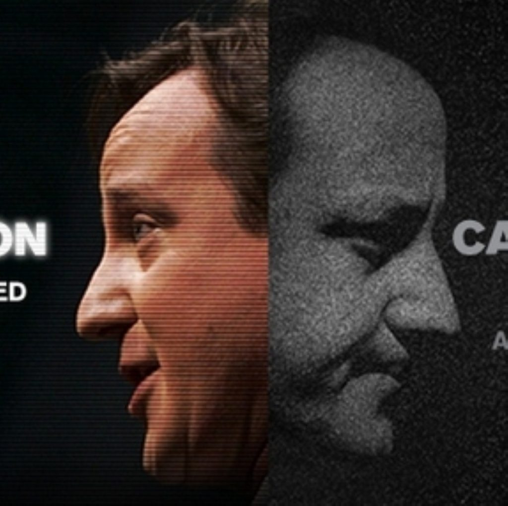 Cameron: looking two ways on immigration